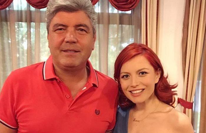 El e tatal Elenei Gheorghe! Barbatul seamana izbitor de mult cu Marcel Toader, fostul sot al Gabrielei Cristea de la Kanal D