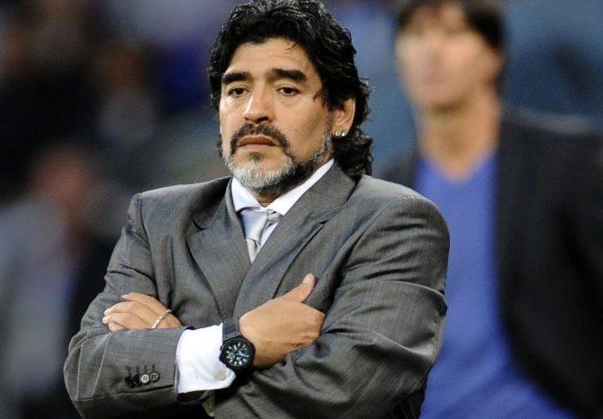 Lovitura dura pentru Maradona. Fostul fotbalist este acuzat de hartuire sexuala de o jurnalista din Rusia