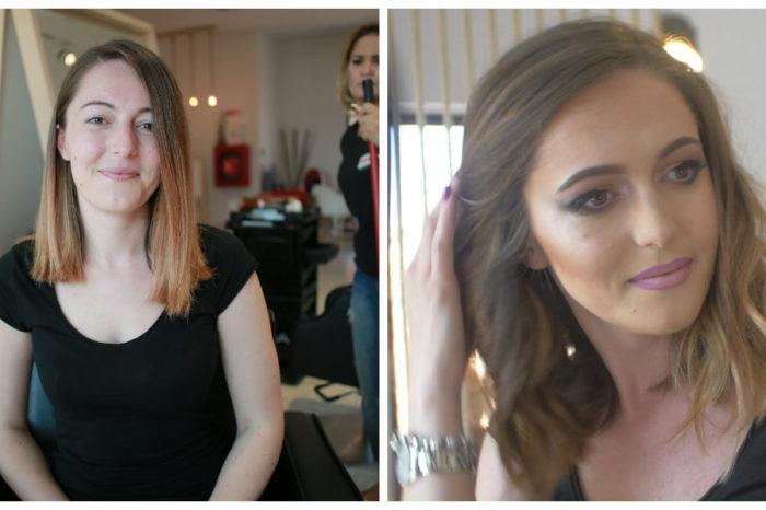 Transformare Ciao.ro: tanara care a prins stralucire cu ajutorul unei schimbari WOW de look VIDEO