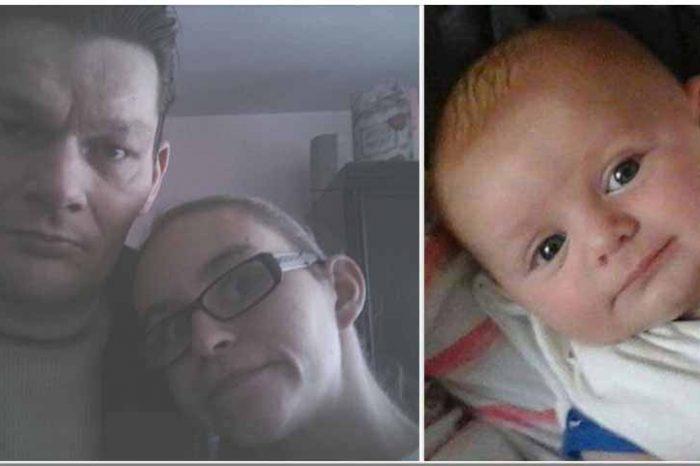 Si-au abuzat cu cruzime bebelusul de 41 de zile. Ororile la care l-au supus parintii, in loc sa il ingrijeasca si iubeasca :(