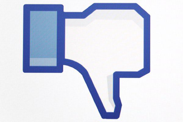Downvote, ultimul buton introdus de Facebook
