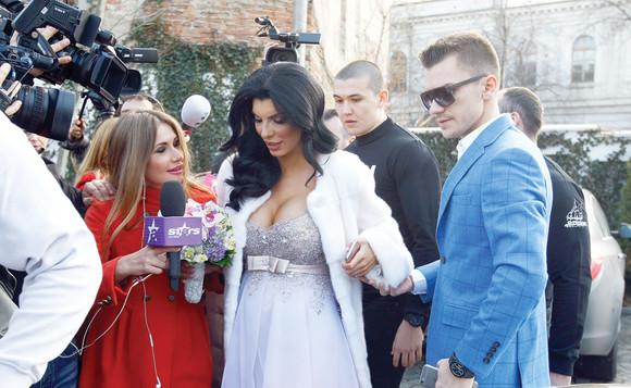 Andreea Tonciu, adevarul despre 'bataia' primita de la sotul ei!