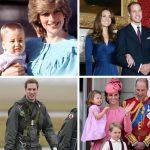 Printul William a implinit varsta de 36 de ani! A fost sarbatorit de intreaga familie