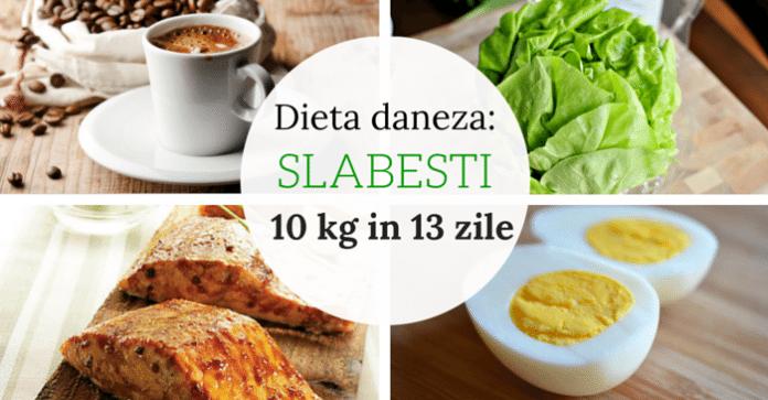 Dieta daneza cu pui. Slabesti 10 kg in 13 zile fara sa stai nemancata