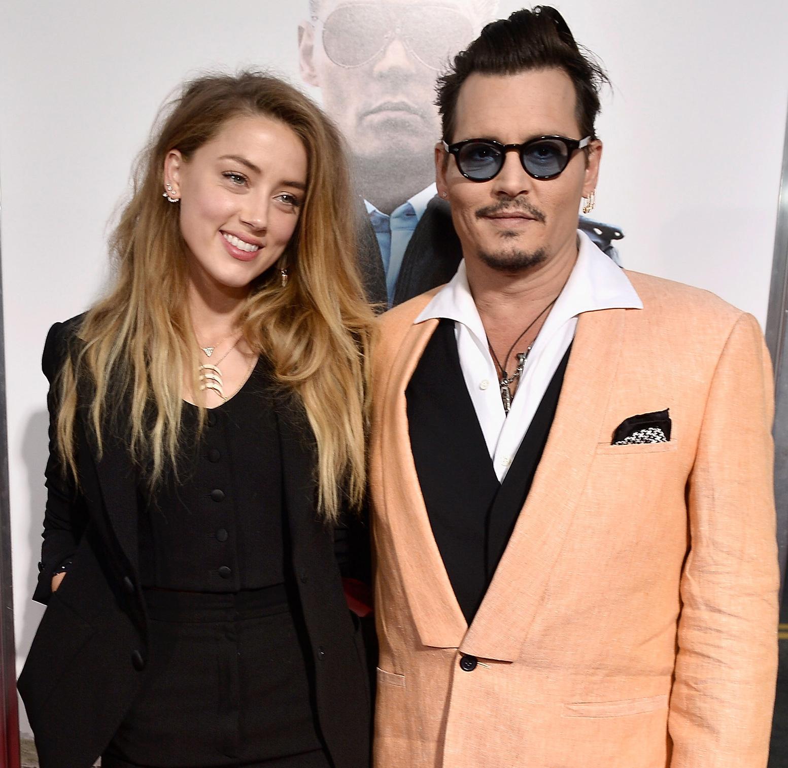 Johnny Depp, batut de fosta sotie