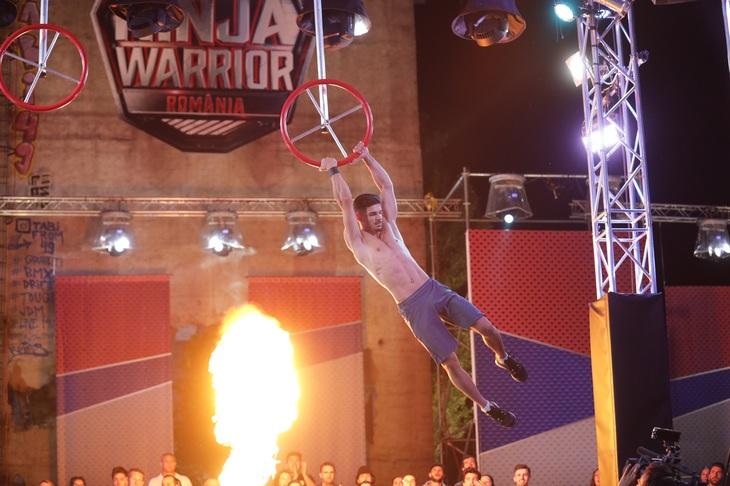 Exatlon sezonul 2 Ninja Warrior 1