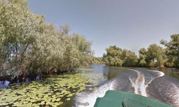 Delta Dunarii, explorata virtual pe Google Maps. Acceseaza linkul de aici (17)