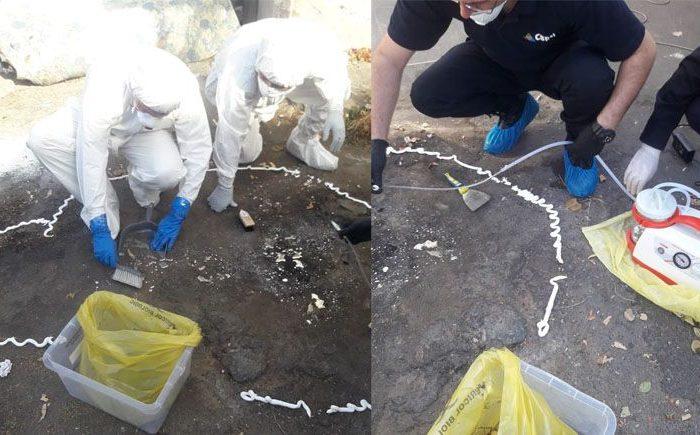 Descoperire socanta intr-o ghena din Ramnicu Valcea. Erau doua kilograme de...