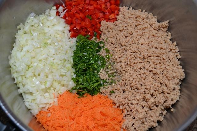 Reteta sarmale de post cu soia, orez si ciuperci