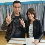 Mihai Gâdea și Karina