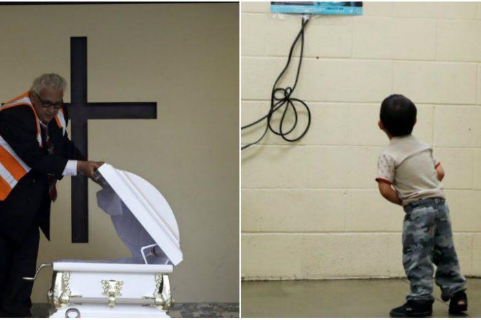 Baietelul de 8 ani care a murit in arestul autoritatilor americane! E al doilea caz socant de acest fel de luna asta! Adevarul e unul foarte trist :(