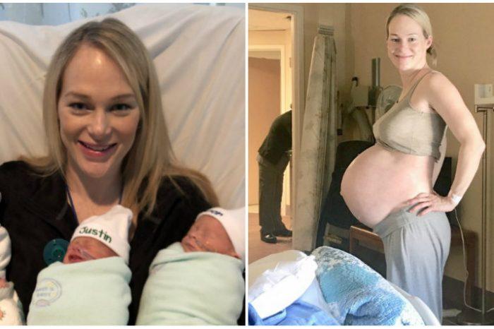 O mamica de tripleti a slabit dupa nastere intr-un timp record si arata de milioane! Ce a facut zilnic sa poata ajunge la silueta de vis!