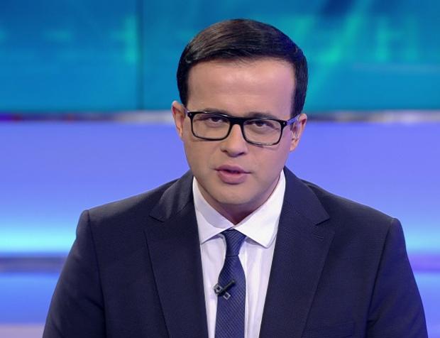 Mihai Gâdea, cel mai incisv prezentator