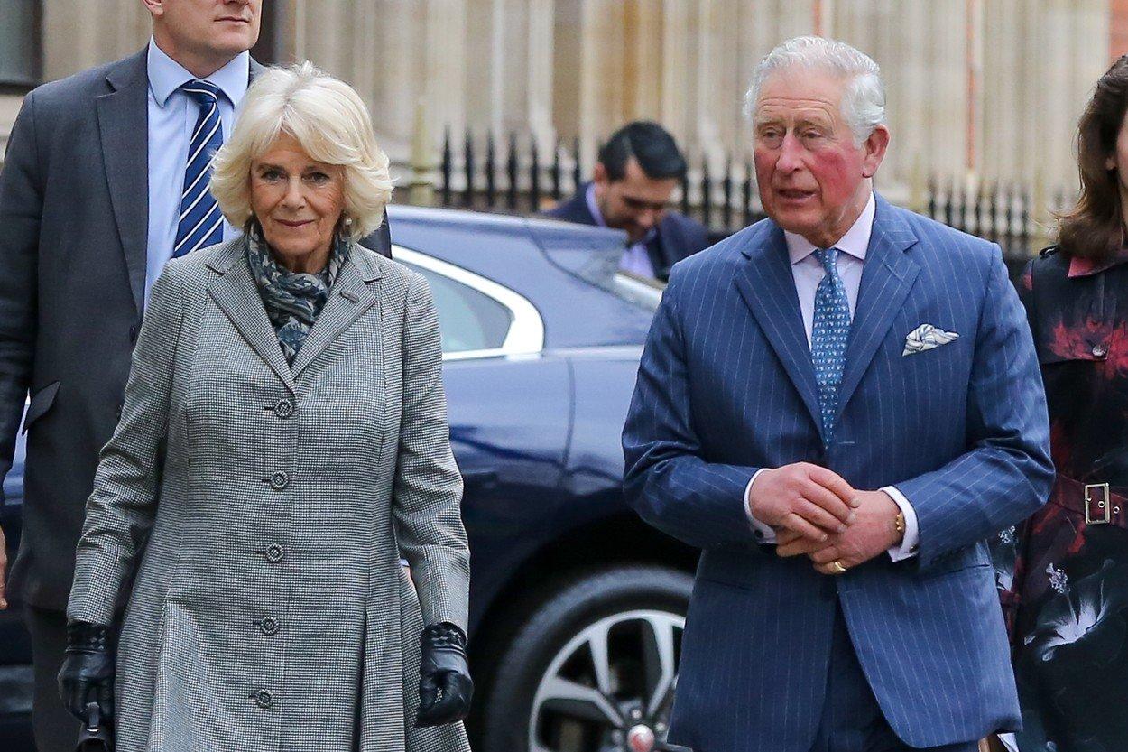 Fiul secret al Printului Charles cu Camilla rupe tacerea