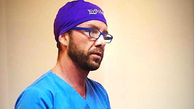 Italianul Matteo Politi, falsul medic din Romania, a incercat sa fuga din tara (7)