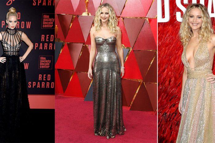 Jennifer Lawrence s-a logodit! A fost zarita purtand un urias inel cu diamant