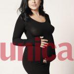 Lavinia Parva, pictorial SEXY cu burtica de gravida