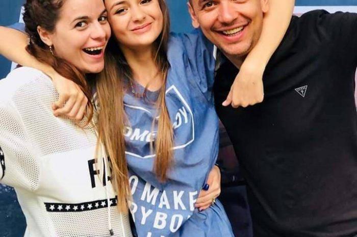 """Iuliana Beregoi, Lora, Dima Trofin, Alina Eremia și Daniela Nane, in filmul """"LARA"""", din 22 februarie"""