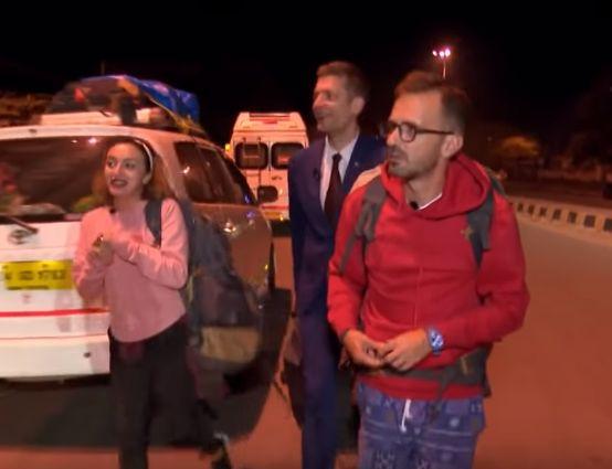 Asia Express. Ana Morodan, criza de nervi din cauza lui Valentin Butnaru (1)