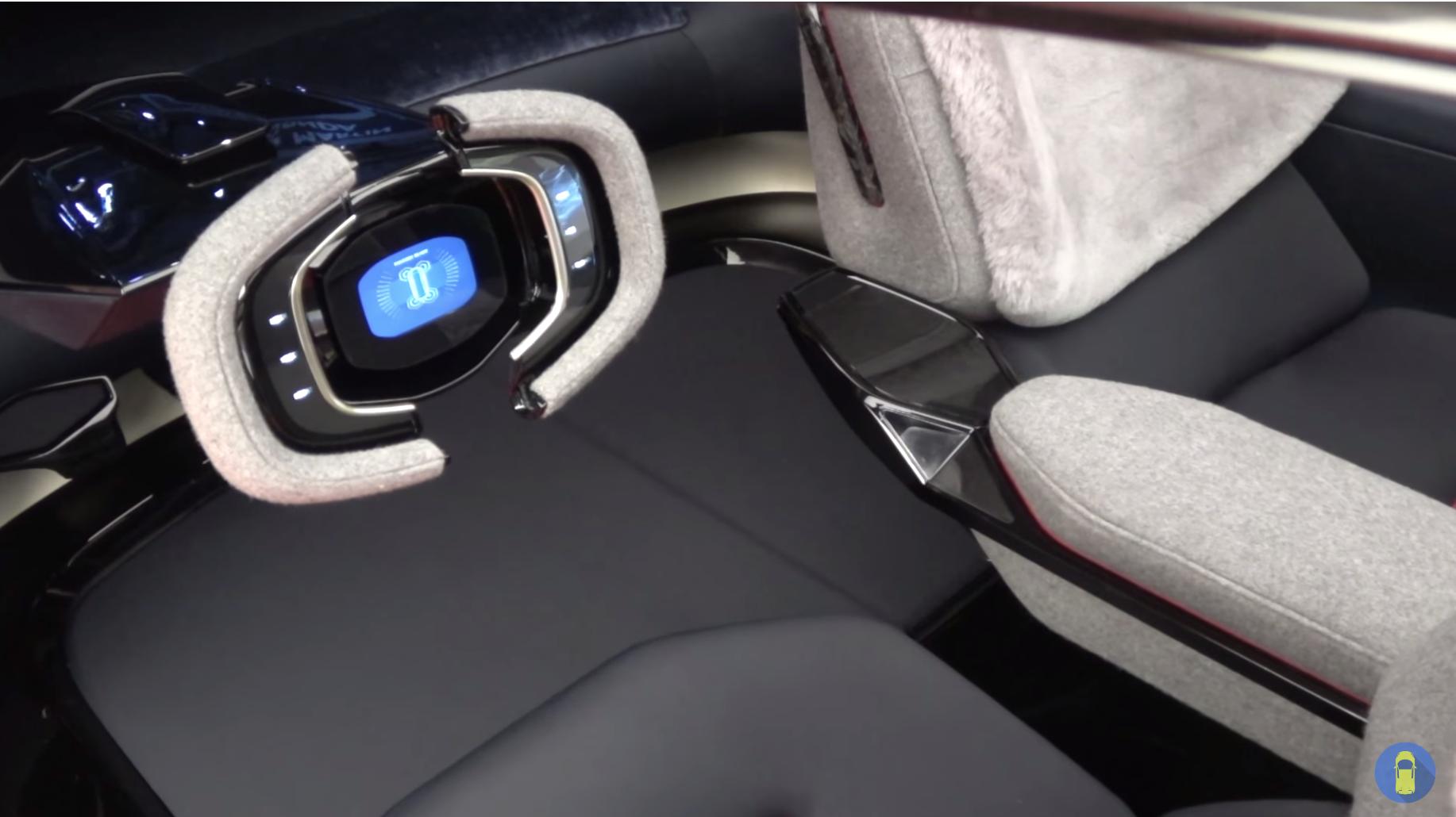 Aston Martin Lagonda 2019 masina electrica 5