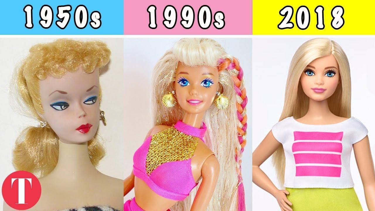 Barbie a implinit 60 de ani. Este, in continuare, cea mai celebra jucarie din toata lumea. Cum a luat nastere