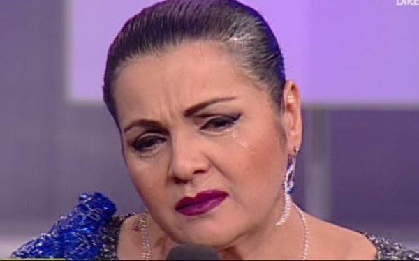 Cornelia Catanga a avut mari probleme la nastere (4)