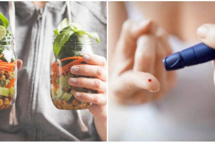 Dietele vegane sunt ideale pentru persoanele cu diabet! O alimentatie corecta creste productia de insulina