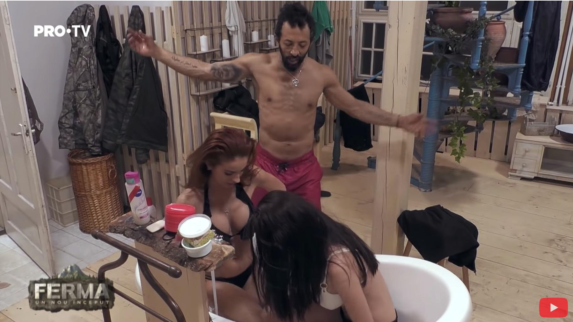 FERMA 2019 Geanina Ilies si Otilia show sexy pentru Kamara 2