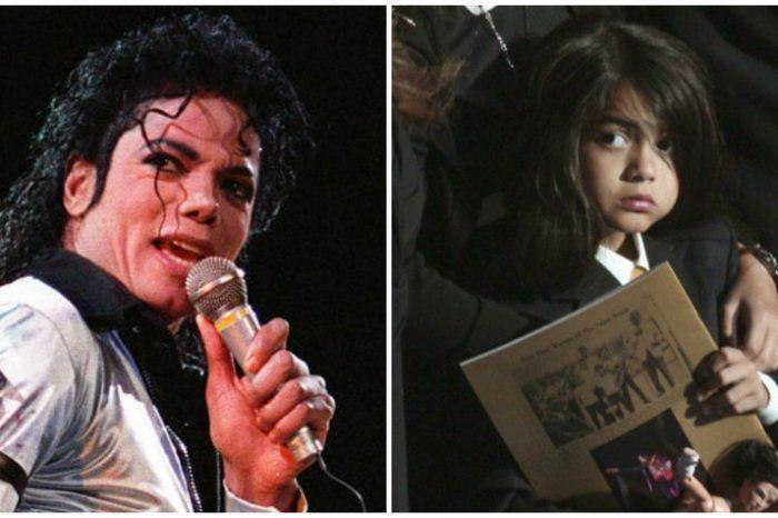 Fiul lui Michael Jackson e in stare de soc, dupa ce a aflat de intregul scandal cu acuzatii de pedofilie! Ce se intampla cu Blanket
