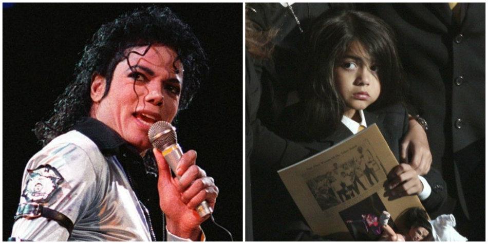 Fiul lui Michael Jackson e in stare de soc, dupa ce a aflat de intregul scandal (6)