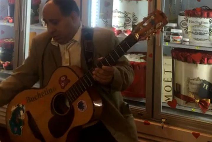 Gigel Frone s-a intors la Romanii au talent (2)