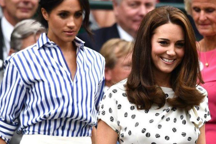 Meghan Markle si Kate Middleton, bataie ca-n filme! Actritele care le interpreteaza au facut un show exploziv pentru un pictorial inedit