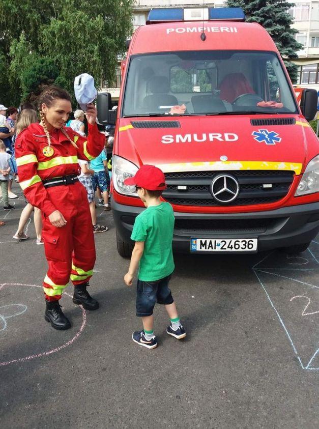 A ajuns paramedic smurd dupa ce i-a murit copilul 3