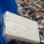 Pachete de cocaina pe litoralul romanesc