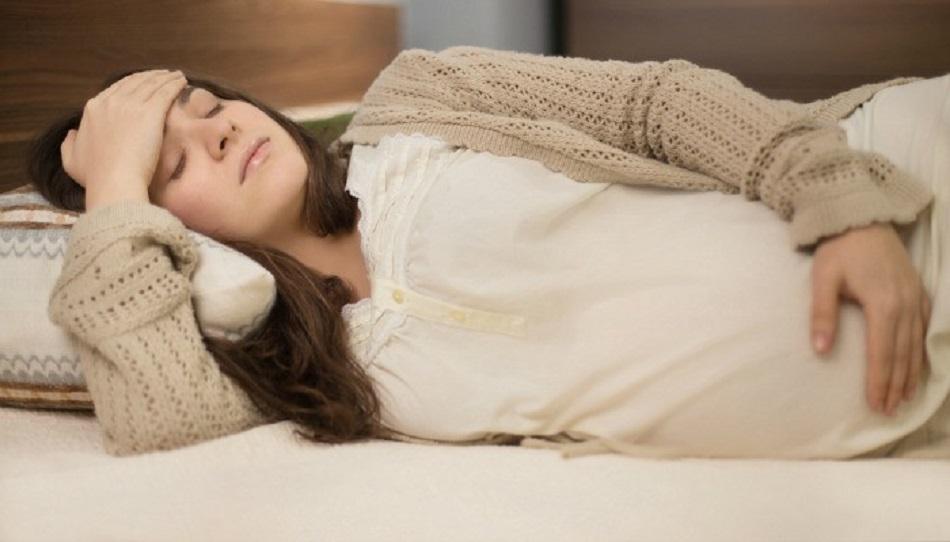 Scarlatina la gravide