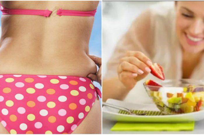 Dieta pentru costumul de baie! Te ajuta sa elimini apa din organism si kilogramele in plus!