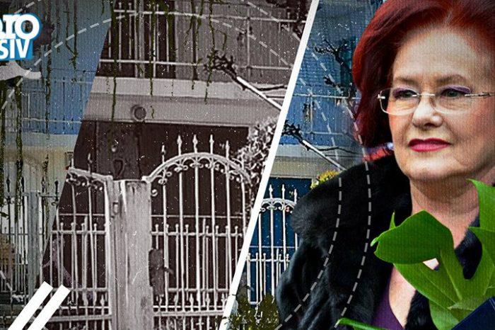 EXCLUSIV. Casa de la mare a Stelei Popescu a ajuns in paragina! Vila din 2 Mai arata deplorabil. Ce va face Doina cu ea FOTO