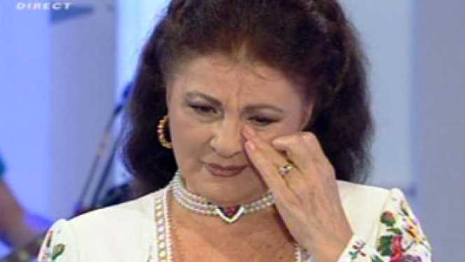 Irina Loghin a facut accident vascular! Familia abia si-a dat seama ce are. Cum se simte cantareata