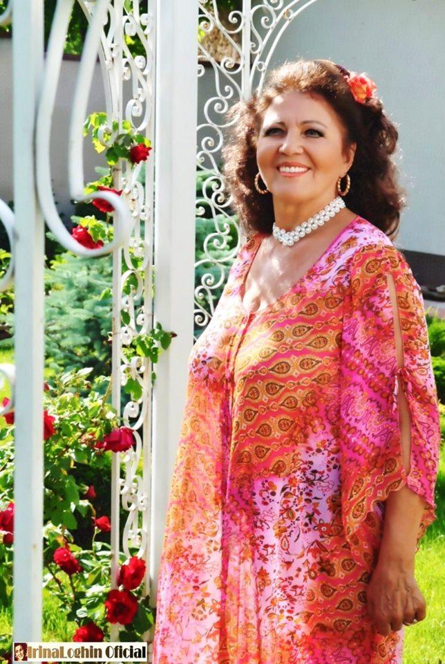 Irina Loghin a facut accident vascular! Familia abia si-a dat seama ce are. Cum se simte cantareata (5)