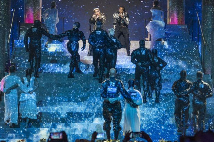 Madonna a infuriat lumea in finala Eurovision 2019. Gestul a fost aspru criticat VIDEO