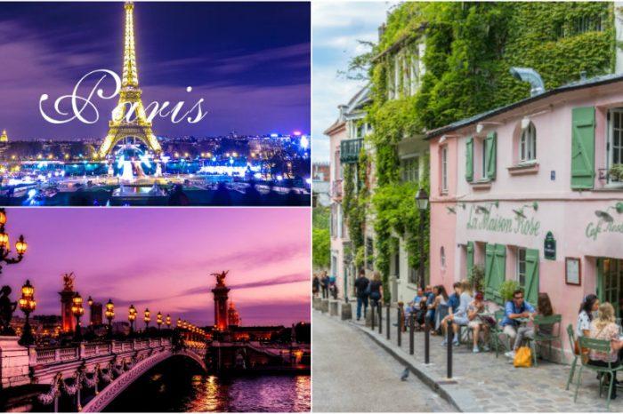 Obiective turistice in Paris. Cele mai frumoase locuri pe care le poti vizita!