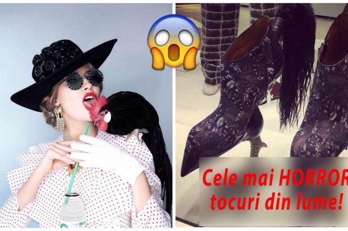 Pantofii pe care Iulia Albu sigur ii vrea! Sunt un kitsch total, dar se potrivesc cu COCOSUL ei