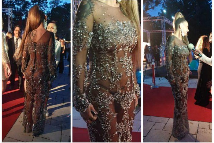 De ce s-a imbracat Anamaria Prodan in rochie transparenta. Motivul ei e WOW!