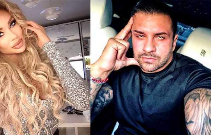 Imagini scandaloase! Bianca Drăgușanu a fost bătută de Alexi Bodi după ce a depus actele de divorț