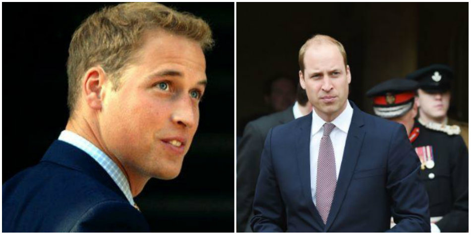 Ce secret au pastrat prietenii Printului William