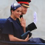 Meghan Markle, aparitie surpriza la Trooping the Colour