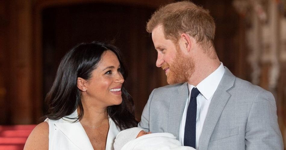 Meghan Markle e o mama posesiva cu bebelusul Archie