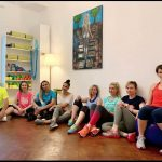 Mihaela Cernea de la Class are studio de yoga