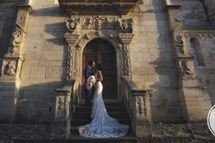 "Nunta in showbiz! Fostii concurenti de la ""Insula Iubirii"" s-au casatorit! Au spus ""DA"" in fata altarului"