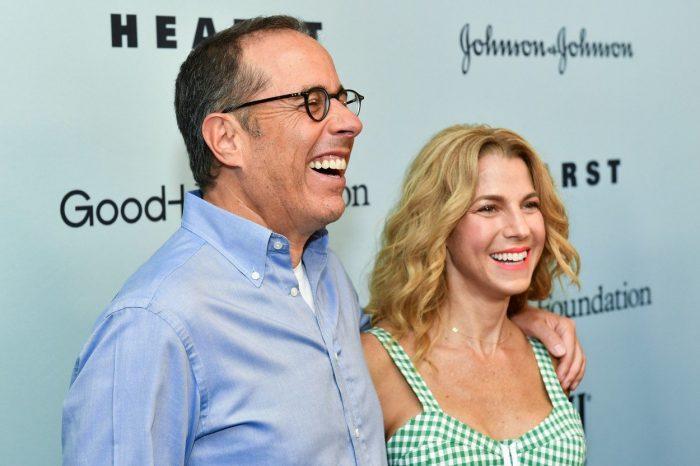 Sotia lui Jerry Seinfeld arata demential! Jessica e superba si i-a daruit doi copii frumosi